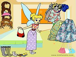 Tinkerbell Dress up 5