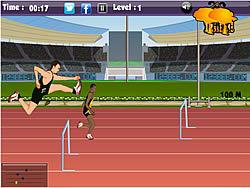 Olympics 2012 Hurdles