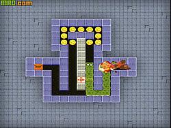 Dynamite Snake game