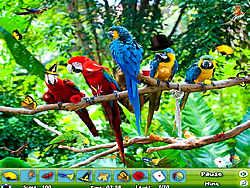 Zoo Hidden Objects