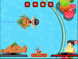 Bumper Boat Fighter game