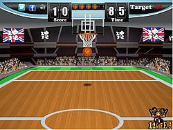 Olympics 2012 Basketball game