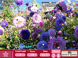 Game Flower Garden- Hidden Object