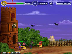 Game Duncan Castle Defense