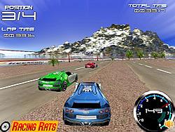 Gioca gratuitamente a Bay Race-3D