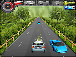 One Way Drive game