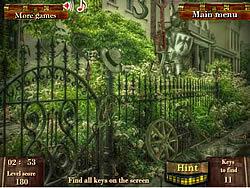 jeu Mysterious Castle