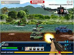 Warzone Getaway 3 παιχνίδι