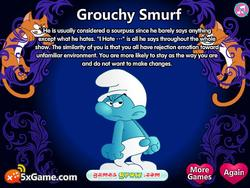 Which Smurf Are You? game