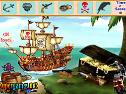 Game Pirate Island Hidden Objects