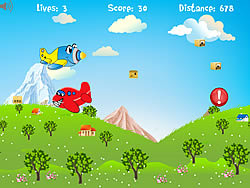 Little Planes spel