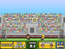 Big Head Football игра