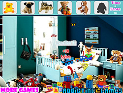 Juego Kids Plush Toy Hidden Objects
