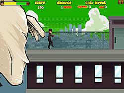 Game Oppa Gangnam Run