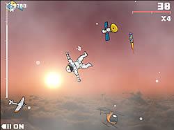 Spielen Sie das Gratis-Spiel  The Felix Jump