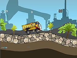 Game Rusty Trucker