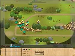 Kingdom Of Zombies spel