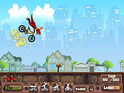 Game Rex Stunts