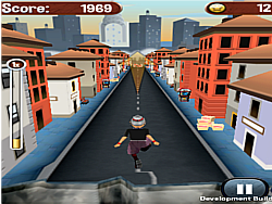 Game Angry Gran Run