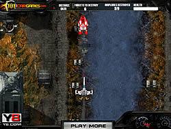 Air-Strike In Space spel