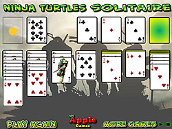 Game Ninja Turtles Solitaire