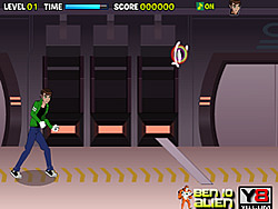 Gioca gratuitamente a Ben 10 Ultimate Alien Prison Break