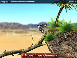Desert Rider Deluxe jogo
