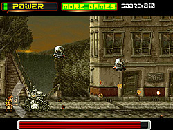Metal Slug Aliens Attack  joc