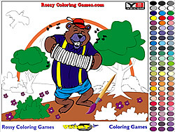 Bear Coloring  joc