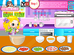 Juego Cooking Delicious Pizza