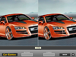 jeu Unlimited Car Difference