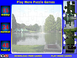 Permainan Puzzle Lake