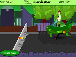 Game Ben 10 Rescue the Princess
