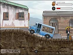 Prison Bus Driver game