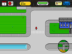 Pix City Adventure game