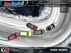 gra Ice Racing