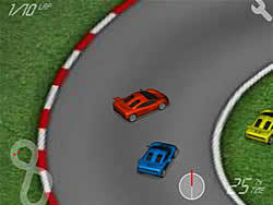 3D Racing game