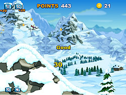 Game Avalanche Stunts Game