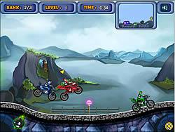 Power Rangers Power Ride game