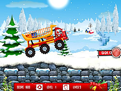 Game Santa Gifts Delivery 2