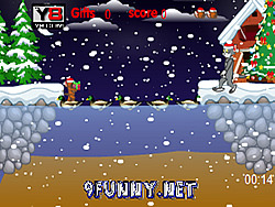無料ゲームのTom and Jerry Christmas Giftsをプレイ