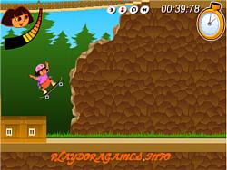 無料ゲームのDora Skateboardingをプレイ