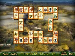Game Jurassic Period Mahjong