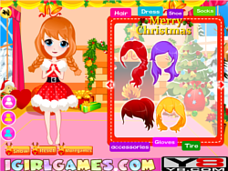 Game Royal Three Sisters' Christmas