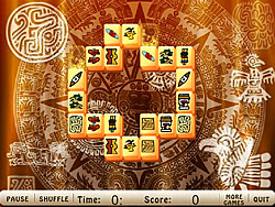 Game Maya Tower Mahjong