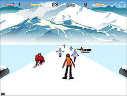 Ice Skating Game