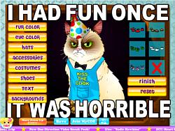 Game Grumpy Cat