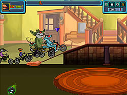 Game Oggy the Racing