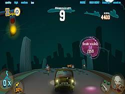 Permainan Zombie Race