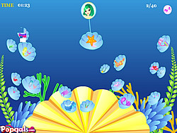Game Mermaid Treasure Hunt